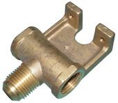 Charmglow Brass T-manifold Valve