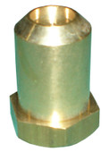 Brass orifice