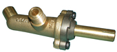 Brass valve right hand