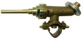 Clamp on valve