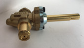 Weber Brass Valve with LP Orifice