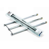 Stainless Steel Burner Kit, Silver, Gold