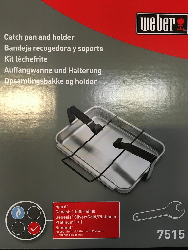 7515 Weber Grill Replacement Catch Pan Holder