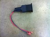 Lynx 9 volt battery holder assembly