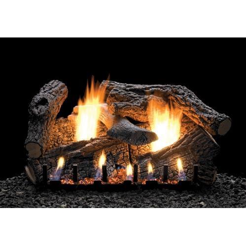 Empire Super Sassafras logs and burner