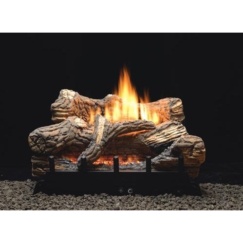 "Empire 24"" Whiskey River Gas Logs w V Free Contour Burner Manual"