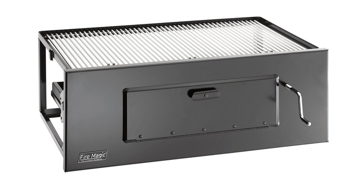 """Firemagic 23"""" Slide-In Charcoal Grill"""