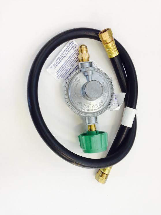 Custom hose and regulator kit