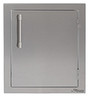 "Alfresco 17"" Single Door"