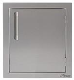 alfresco outdoor kitchen door