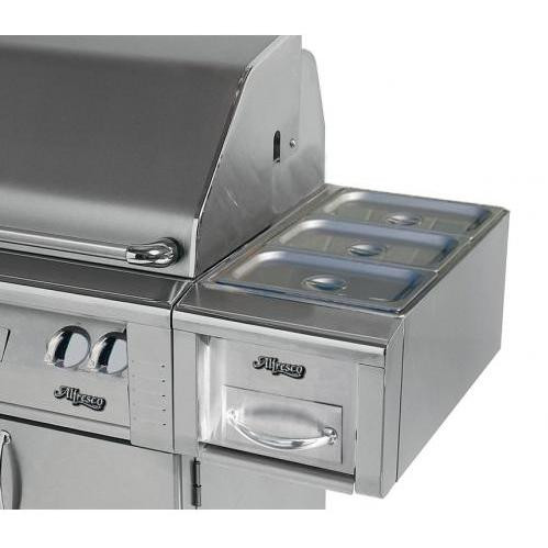 Alfesco Food Warmer for Carts