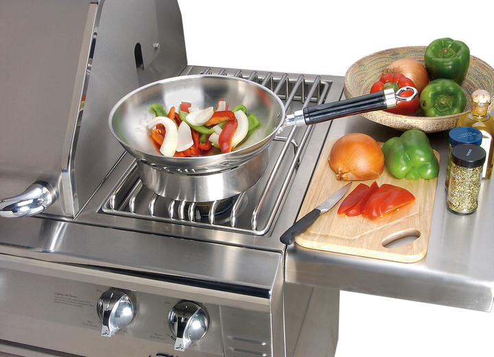 Alfresco 14-in Professional Wok