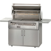 "Alfresco ALXE 42"" Grill on Cart"