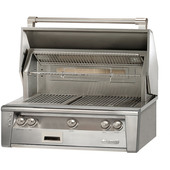 "Alfresco 36"" Built In Grill w Sear Zone"