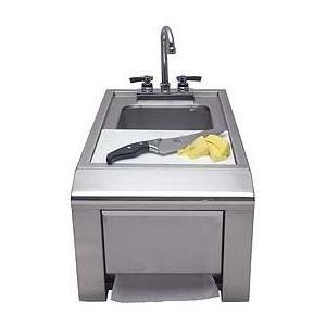 Alfresco Prep And Wash Sink