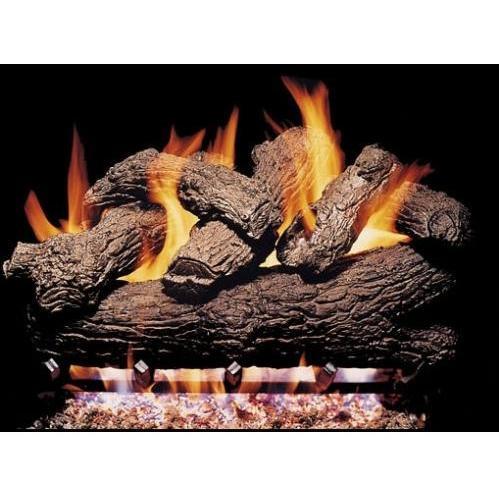 "Real Fyre 18"" Royal English Oak Vented Gas Logs"