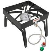 High Pressure Square Stove | LP