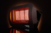 Bromic Heating Tungsten 300 Radiant Heater | 3 Burner | LP