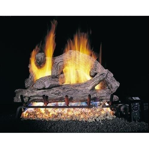 "Real Fyre 24"" Coastal Driftwood Vented Gas Logs"