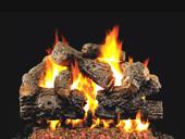 Real Fyre Charred Royal English Oak See-Thru Vented Log Set