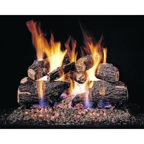 "Real Fyre 30"" Charred Oak Logs"