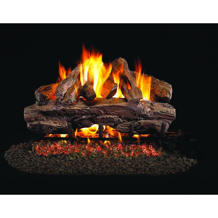Cedar Gas Log Set