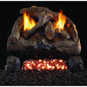 Real Fyre 16/18 Evening Fyre Log Set | G18 Burner | On-Off Remote | NG