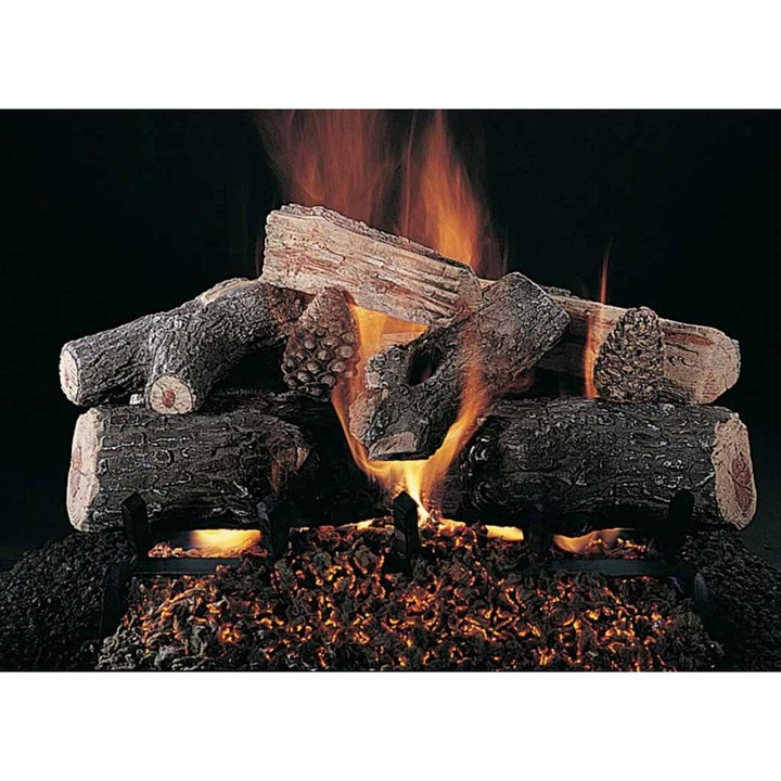 "20"" Evening Lone Star Logs 