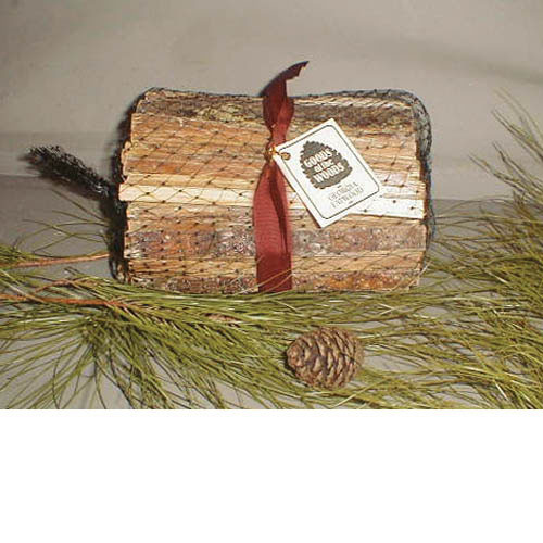 FatWood in Mesh Over wrapped Poly Bag - 4 lbs