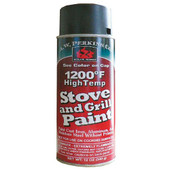 High Temperature Stove & Grill Paint