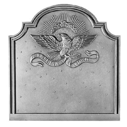 American Eagle Cast Iron Fireback