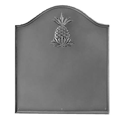 Pineapple Victorian Hearth Cast Iron Fireback