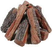 "Rasmussen 24"" Bark/Split Firepit Logs, Round Stack (FP24B)"