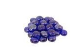 American Fyre 40 lb Sapphire Fire Glass Gems