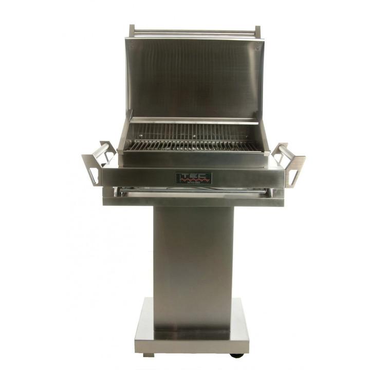 TEC G-Sport FR Grill on Pedestal