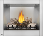 """Napoleon Riverside 36"""" Outdoor Stainless Fireplace"""