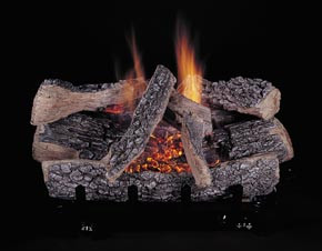 """30"""" Evening Embers, Vent Free, Logs Only"""