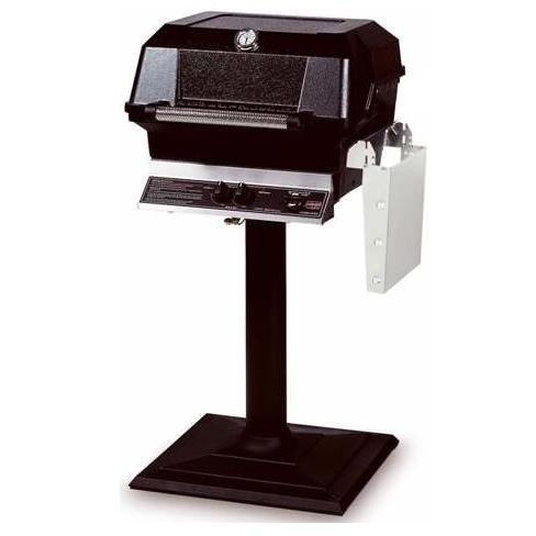 JNR Natural (NG) Gas Grill W/ Stainless Steel Grids On Bolt Down Post