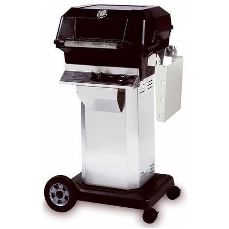 MHP JNR Gas Grill W/ Stainless Grids and Cart