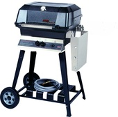 MHP JNR Grill on Portable Open Cart