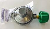 Single stage low pressure regulator