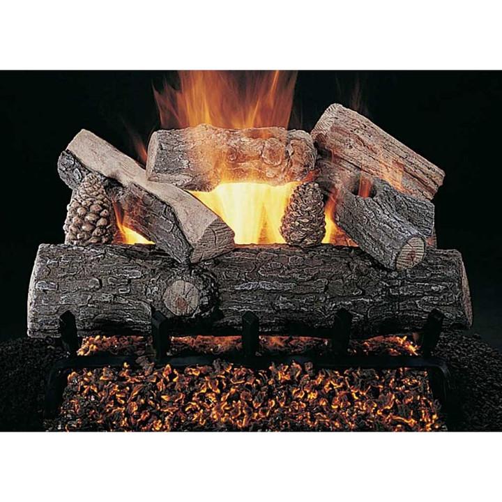 "Rasmussen 12"" Lone Star Natural Gas Vented Log Set"