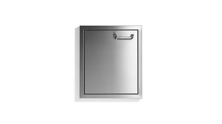 """Lynx 18"""" Ventana Single Door, Left Hinge"""