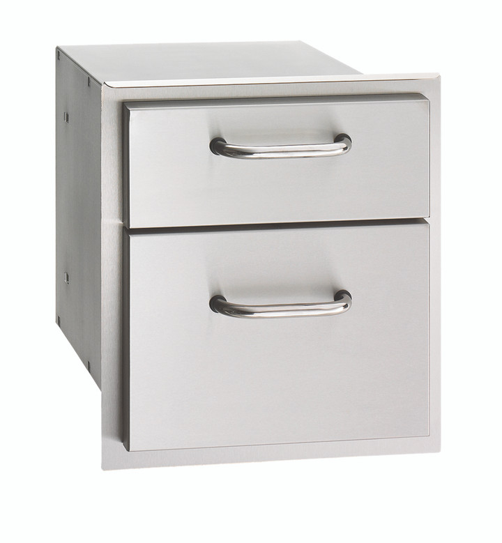 Firemagic Aurora Double Storage Drawers - 33802