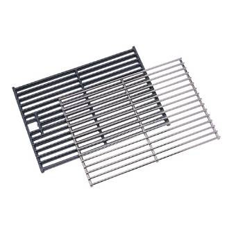 Stainless Cooking Grids, Fire Magic Deluxe