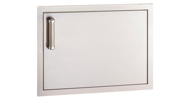 fire magic horizontal built-in access door