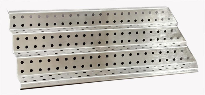 OCS Stainless Steel Flavor Zone | 42-in 5 Burner Grill