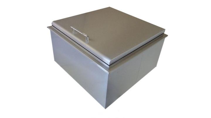 Drop-In Insulated Ice Storage Bin