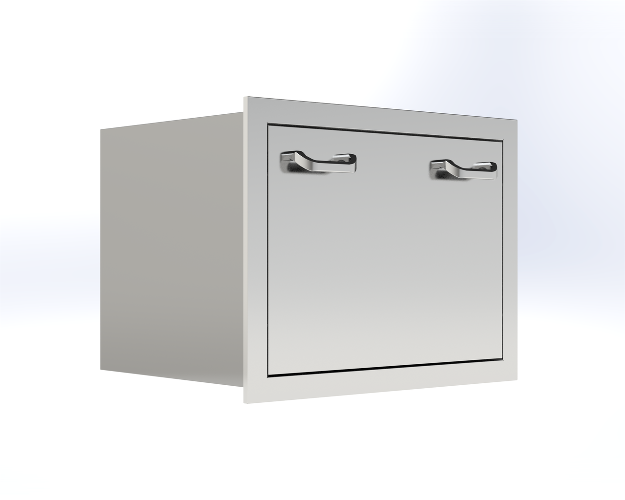 PCM Made in the USA Insulated Ice Drawer - 260-FID