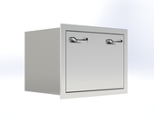 Fully Insulated Ice Drawer